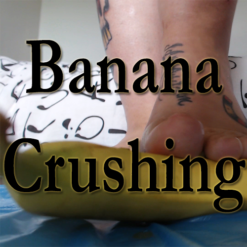 Banana Crushing