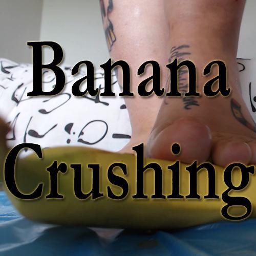 Banana Crushing
