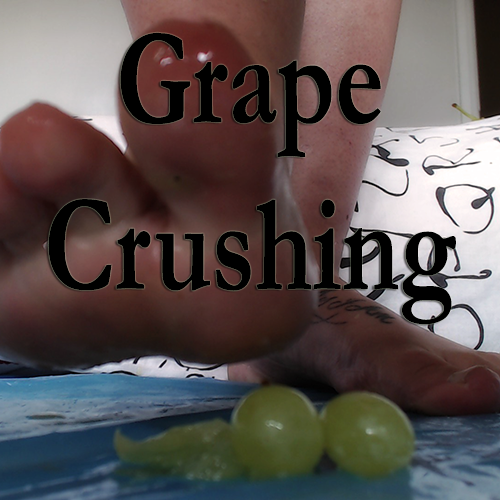 Grape Crushing